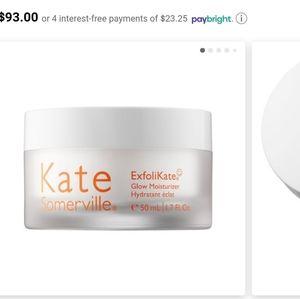 Kate Somerville moisturiser